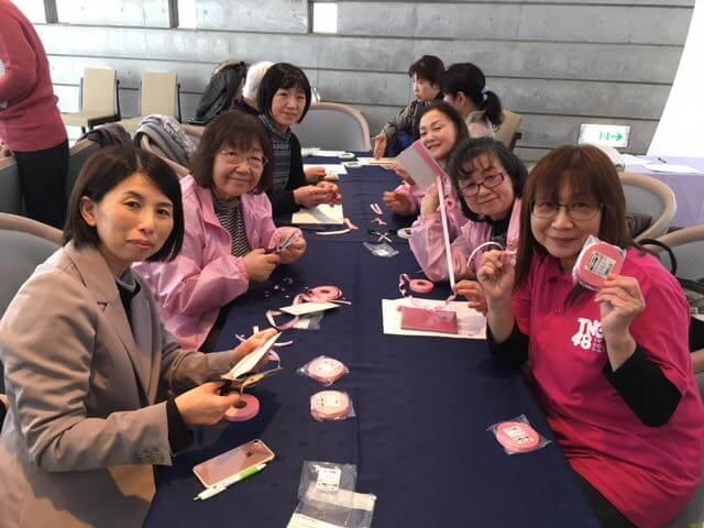 4月22日(日)ピンクの日開催