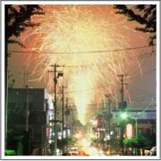 十和田市夏まつり第62回花火大会